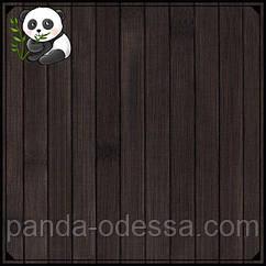 """Бамбуковые обои """"Венге"""", 2 м, ширина планки 17 мм / Бамбукові шпалери"""
