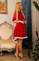 Платье с удлиненной спинкой , фото 1