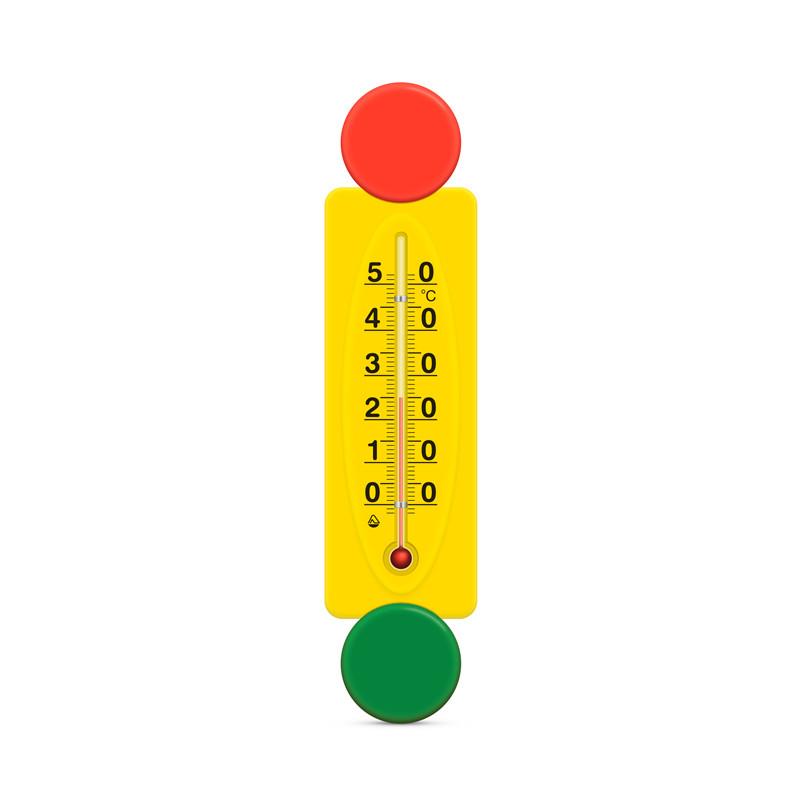"""Комнатный термометр """"Светофор"""" П-16"""