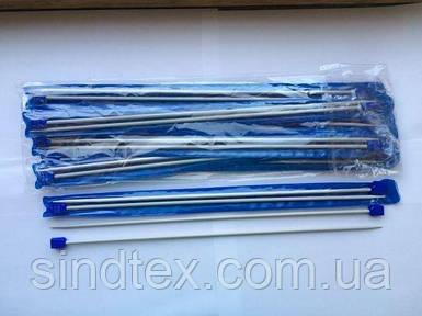 Спицы для вязания прямые № 10