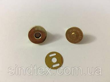 Сумочный магнит (застежка) № 18 G
