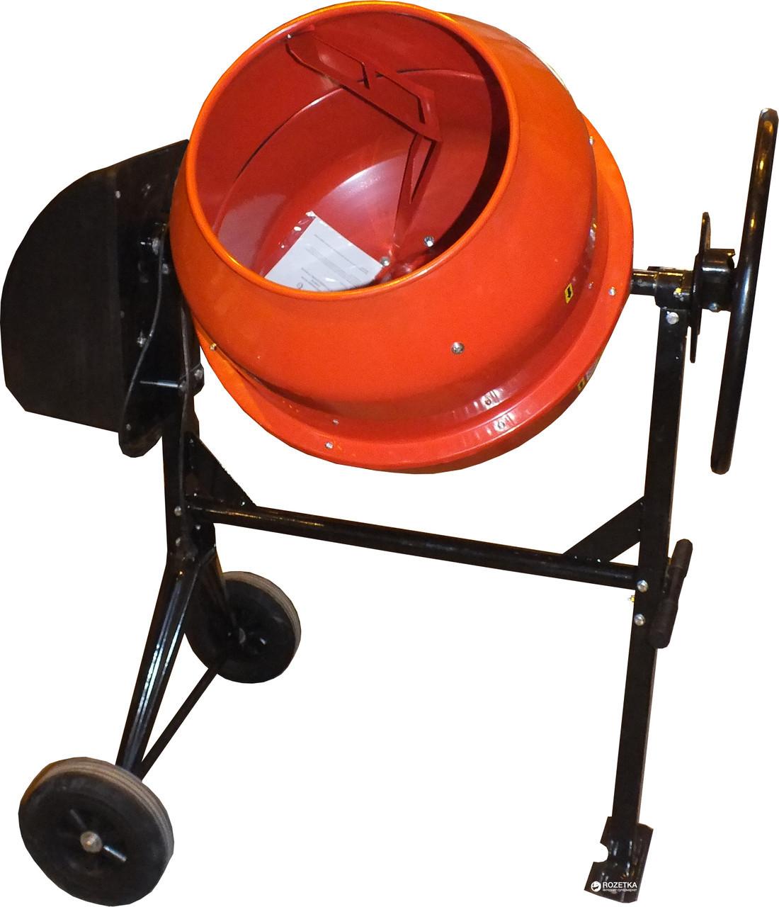Бетономешалка Orange СБ 2125П 125л
