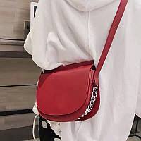 Женская сумочка с цепочкой (2 расцветки)