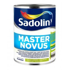 Полуматовая алкидная краска на водной основе Sadolin Master Novus 15 1л