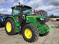 Трактор John Deere 6125R 2014 года