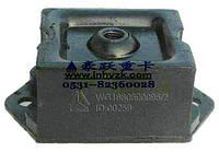 Подушка двигателя передняя ( и на кпп ) WD615 Е-2 Howo, Foton 3251, SHAANXI  1680590095