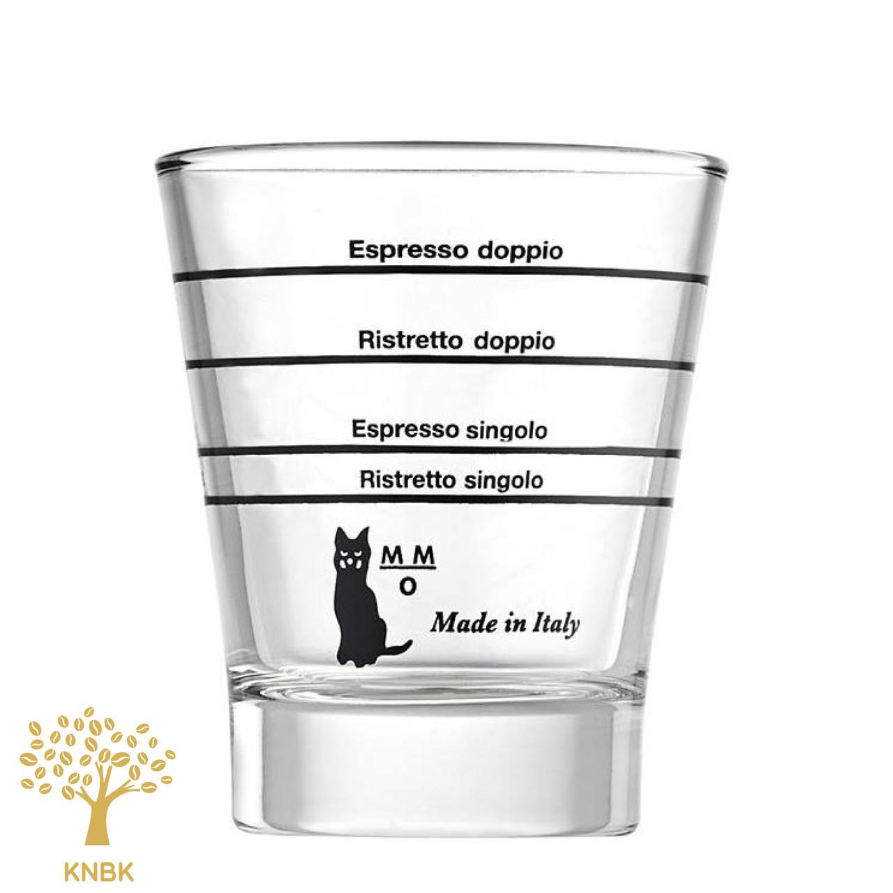 Мерный стакан Motta для приготовление кофе (эспрессо шот). 22мл,30мл,44мл,60мл.