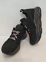 Детские натуральные кроссовки для девочки Teens, фото 1