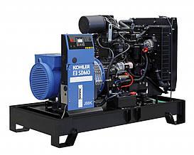 Трехфазный дизельный генератор SDMO J88K (70 кВт)