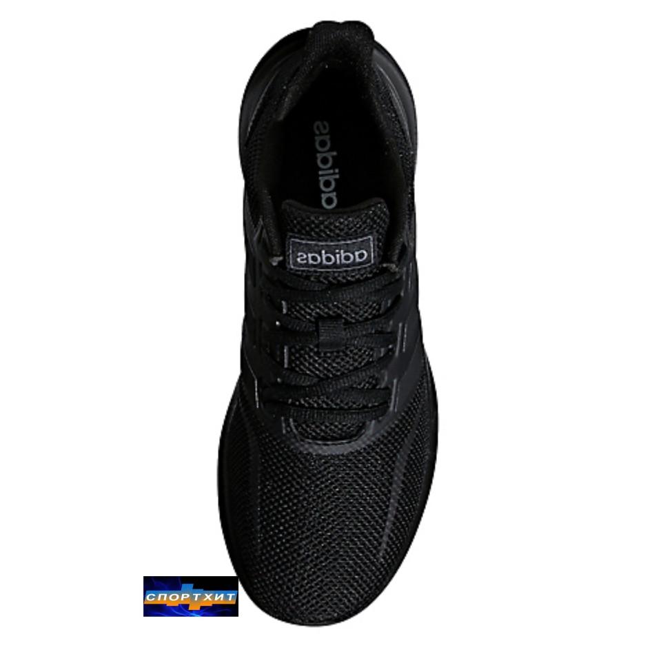 dd22c4eb ADIDAS RunFalcon F36216 all black: продажа, цена в Киеве. кроссовки ...
