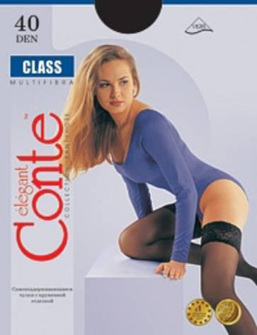 Чулки Conte «CLASS» 40 den, фото 2