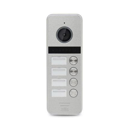 Вызывная панель AT-404HD Silver