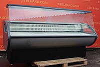Холодильная витрина гастрономическая «Росс Росинка» 2.1 м. (Украина), Идеальное состояние, Б/у , фото 1