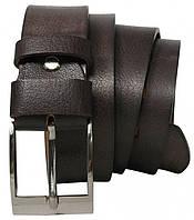 Ремень кожаный под джинсы Rovicky PRS09BGP, 3,8 см