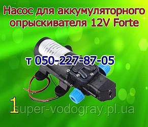 Насос для аккумуляторного опрыскивателя Forte