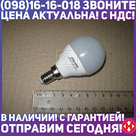 ⭐⭐⭐⭐⭐ Светодиодная лампа G45, 5W,4100k, 400lm, E14,220V <DECARO>  DEC-G45-E14-5w