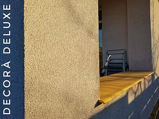 Фасад из декоративной штукатурки ТМ Kraurol 2