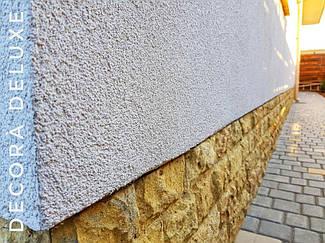 Фасад из декоративной штукатурки ТМ Kraurol 7