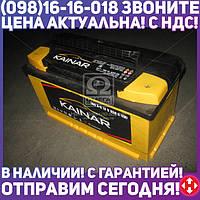 ⭐⭐⭐⭐⭐ Аккумулятор 100Ah-12v KAINAR Standart+ (353х175х190),R,EN850  100 261 0 120 ЖЧ