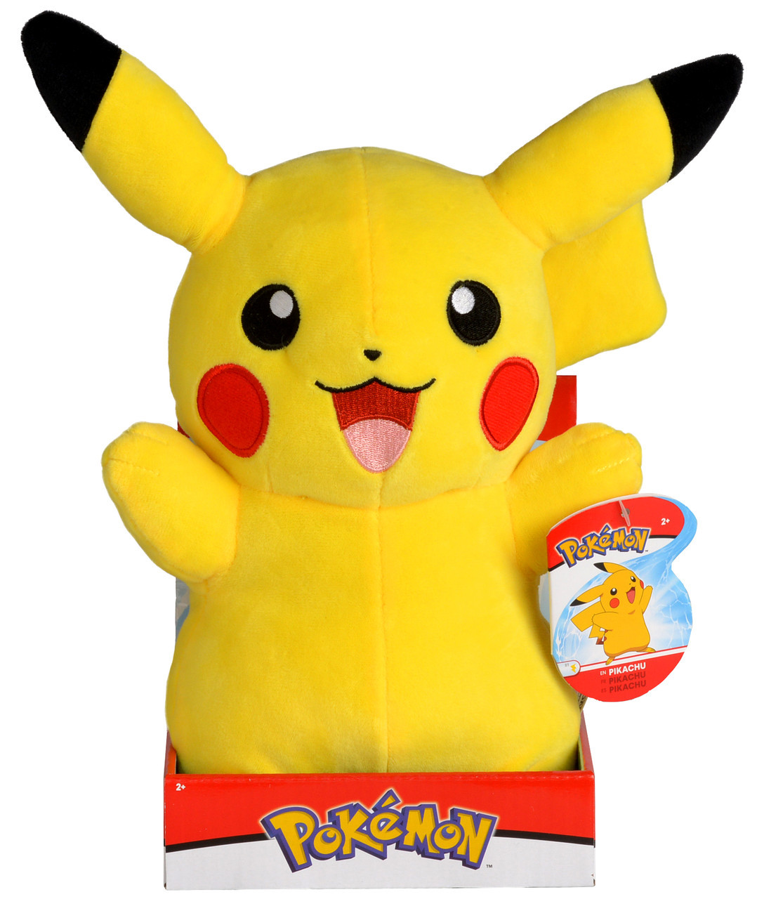 Мягкая игрушка Pokemon - Пикачу 30 см (95251)