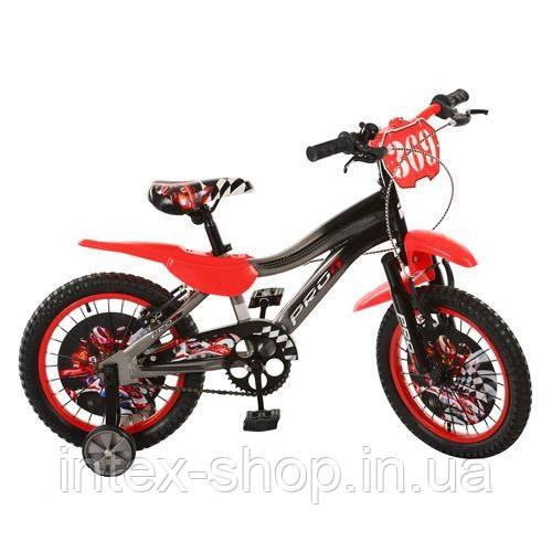 Велосипед PROFI F1 детский 16д. SX16-19-F
