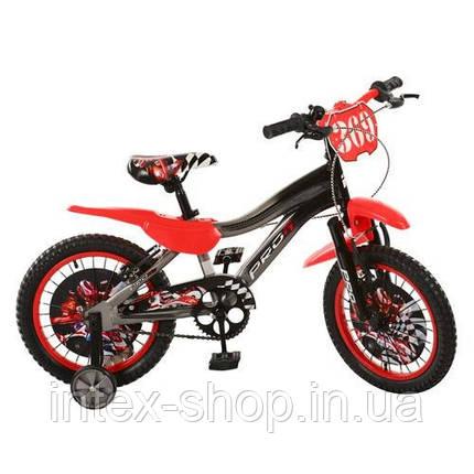 Велосипед PROFI F1 детский 16д. SX16-19-F, фото 2