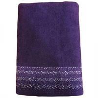 Полотенце Marca Marco Stratum purple 70х140