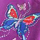 Детские брюки трикотажные на девочку, фото 3