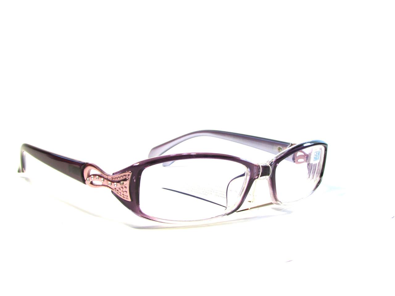 Очки для зрения с бликовой линзой