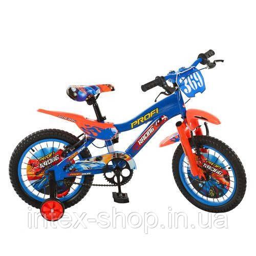 Велосипед PROFI F1 детский 16д. SX16-19-R