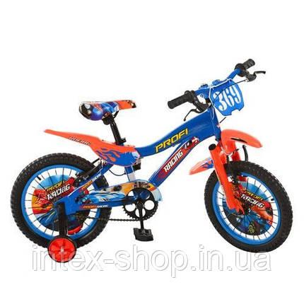 Велосипед PROFI F1 детский 16д. SX16-19-R, фото 2