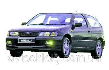 Стекла лобовое, заднее, боковые для Nissan Almera N15/Pulsar (Седан, Хетчбек) (1995-2000)