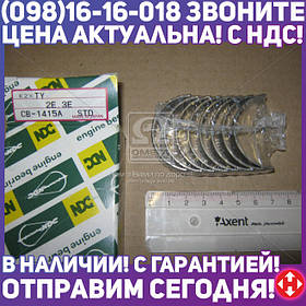 ⭐⭐⭐⭐⭐ Вкладыши шатунные (производство  NDC)  CB-1415A.STD
