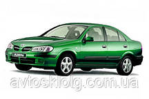 Стекла лобовое, заднее, боковые для Nissan Almera N16 (Хетчбек) (2000-2006)