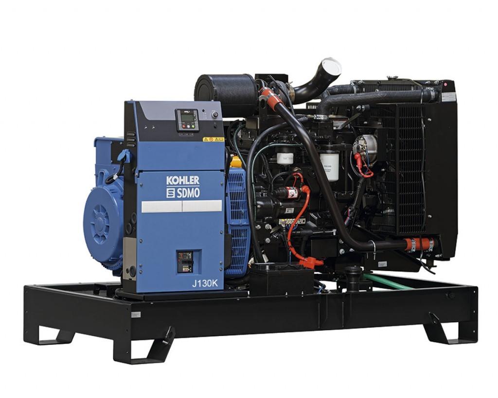 Дизельный генератор SDMO J130K (96 кВт)