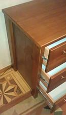 Комод деревянный буковый Тесса, фото 2