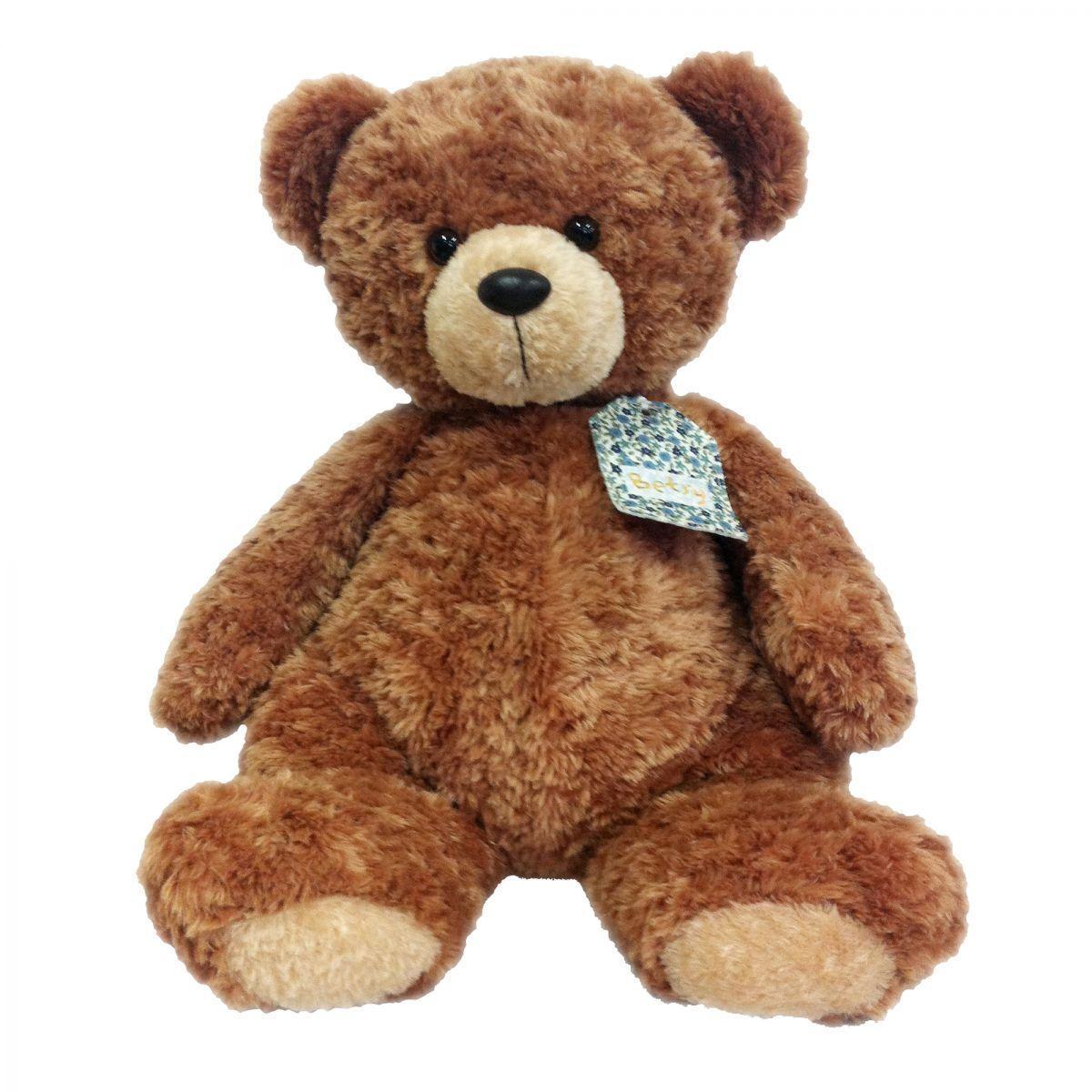 Мягкая игрушка Aurora Медведь Бетси бежевый 45 см (00144A)