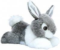 Мягкая игрушка Aurora Кролик Серый 25 см (150236B)