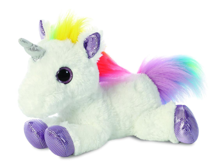 Мягкая игрушка Aurora Единорог Dreamy сияющие глазки 30 см (161257A)
