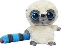 Мягкая игрушка Aurora Yoo Hoo Лемур Cияющие глаза Голубой 23 см (130089A)
