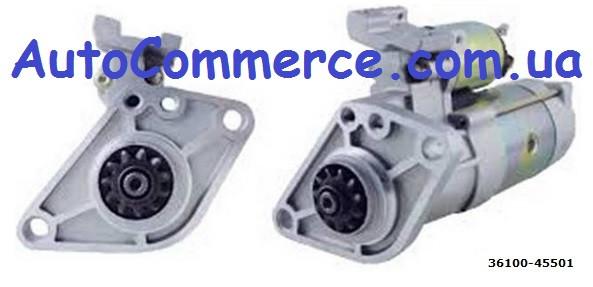 Стартер 36100-45501 Hyundai HD65,HD78 (Хюндай, Хендай) 11z 5.5кВт