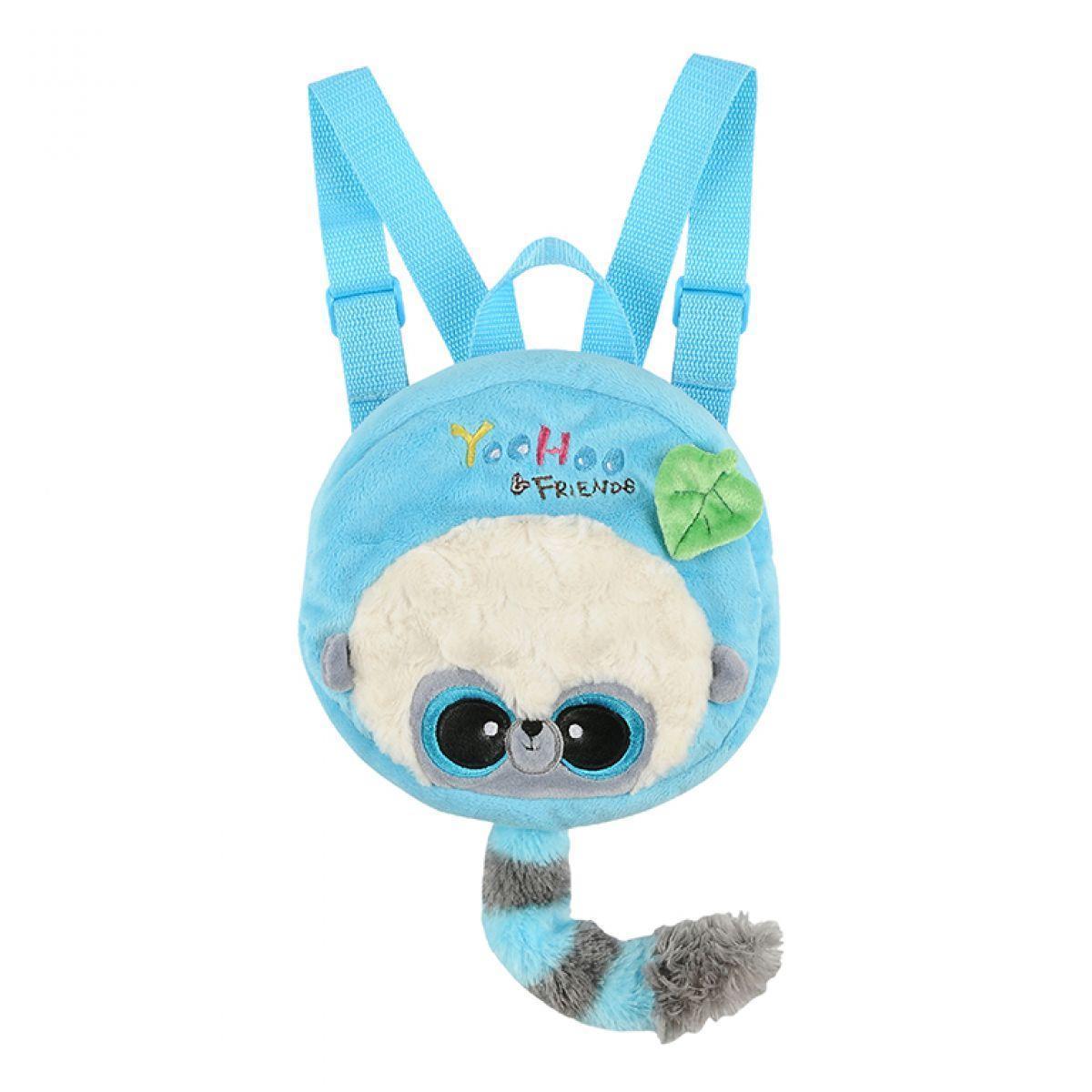 М'яка іграшка Aurora Yoo Hoo Лемур Блакитний 18 см (90773A)