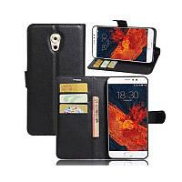 Чехол-книжка Litchie Wallet для Meizu Pro 6 Plus Черный