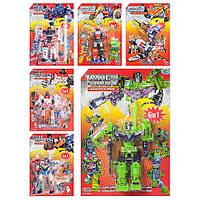 Детская игрушка Трансформер Joy Toy 8003-06-14-19-21-60