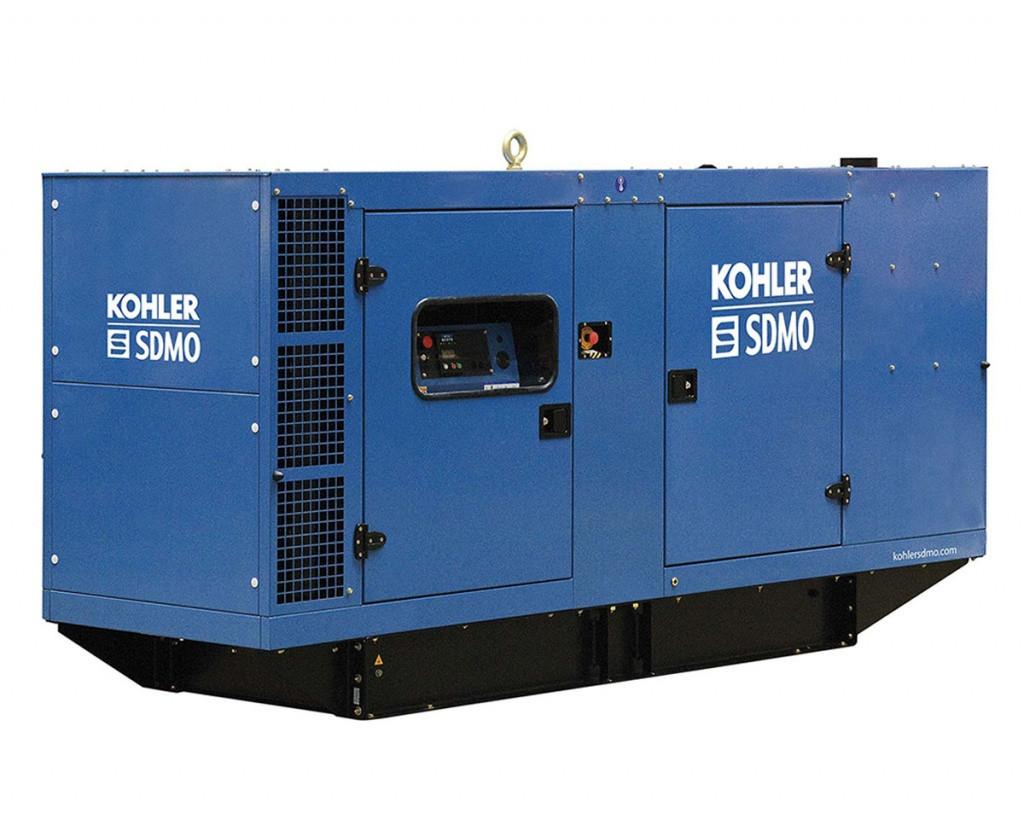Дизельный генератор SDMO J165K (120 кВт)