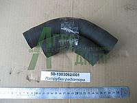 Патрубки радиатора МТЗ (2шт) 50-1303062/001