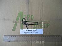 Пружина рычага отжимного МТЗ 50-1601083Б