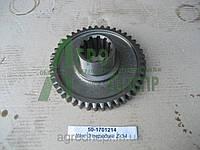 Шестерня 3 передачи МТЗ Z-34 50-1701214