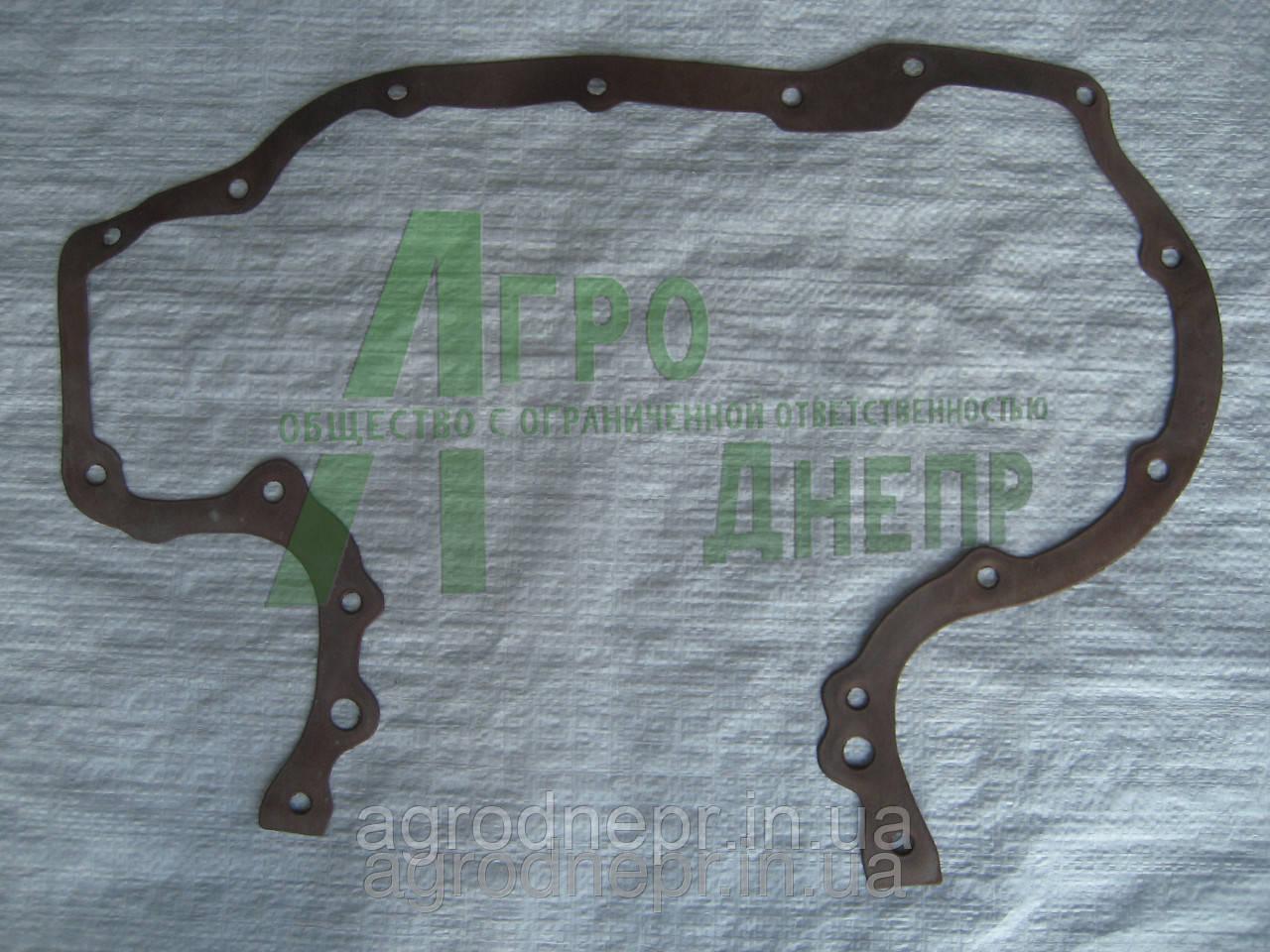 Прокладка крышки механизма газораспределения двигателя Д-65 36-1002064-А ЮМЗ