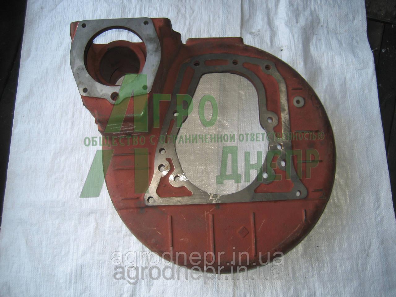 Картер маховика двигателя Д-65 под пусковой двигатель (регенерированый)  36-1002312-В2 Р ЮМЗ